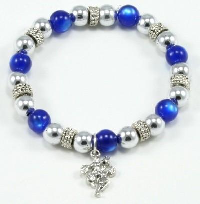 Bracelet Silver Stainless 27.1dwt