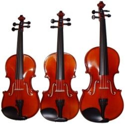 PLAYERS MUSIC ACCESSORIES Violin VIOLIN PAD - MEDIUM FIT - 1/2 TO 3/4 SIZES