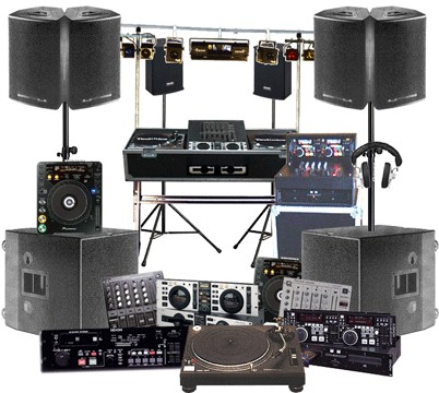SOUNDTECH PROFESSIONAL AUDIO DJ Equipment PS1602 PS1602