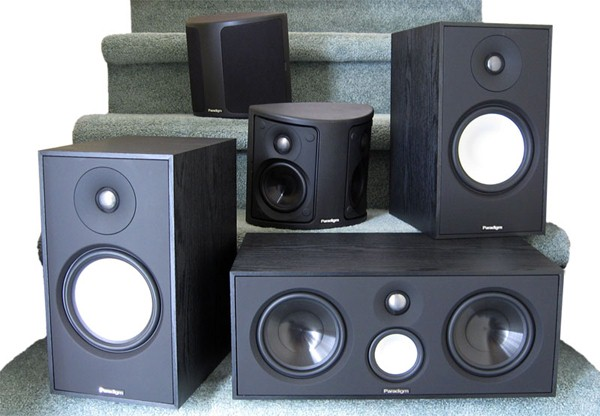 PHONIC Monitor/Speakers S712