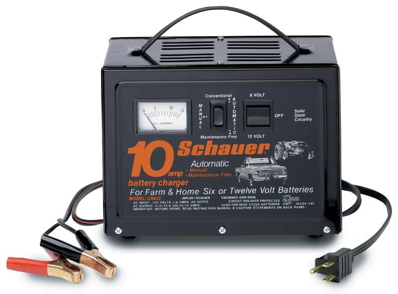 SCHUMACHER Battery/Charger SJ3