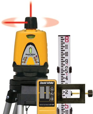 PACIFIC LASER SYSTEMS Laser Level PLS180