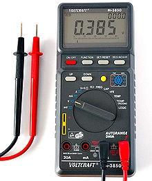 CLARKE WELD Multimeter 130EN