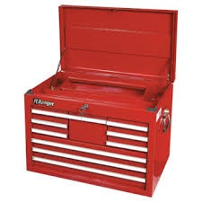 US GENERAL Tool Box 8 DRAWER TOP BOX
