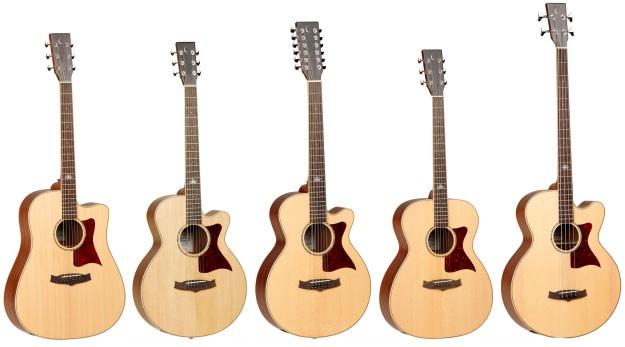 OSCAR SCHMIDT Acoustic Guitar OG2