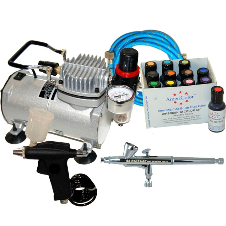 MASTER AIRBRUSH Air Brush ABD KIT-G34-22