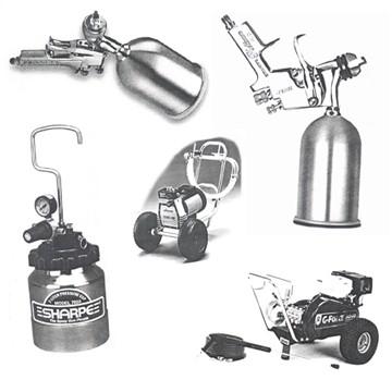 SATA AIR Spray Equipment JET K3