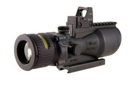 VORTEX OPTICS Firearm Scope CROSSFIRE II 1X24