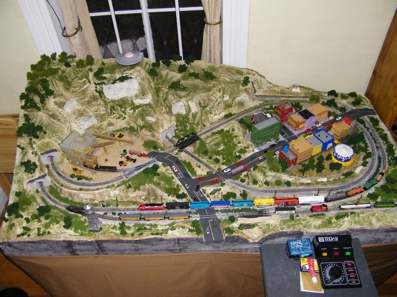 MFT Model Railroad/Train AR15