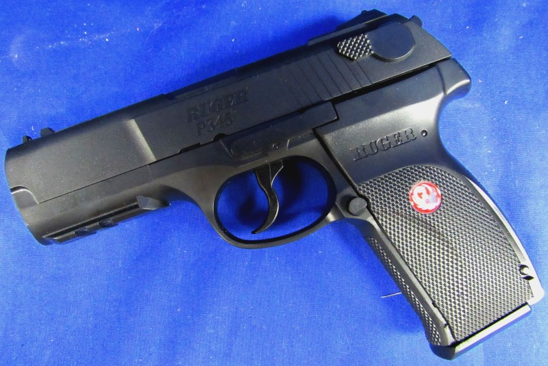 RUGER P345 PELLET GUN