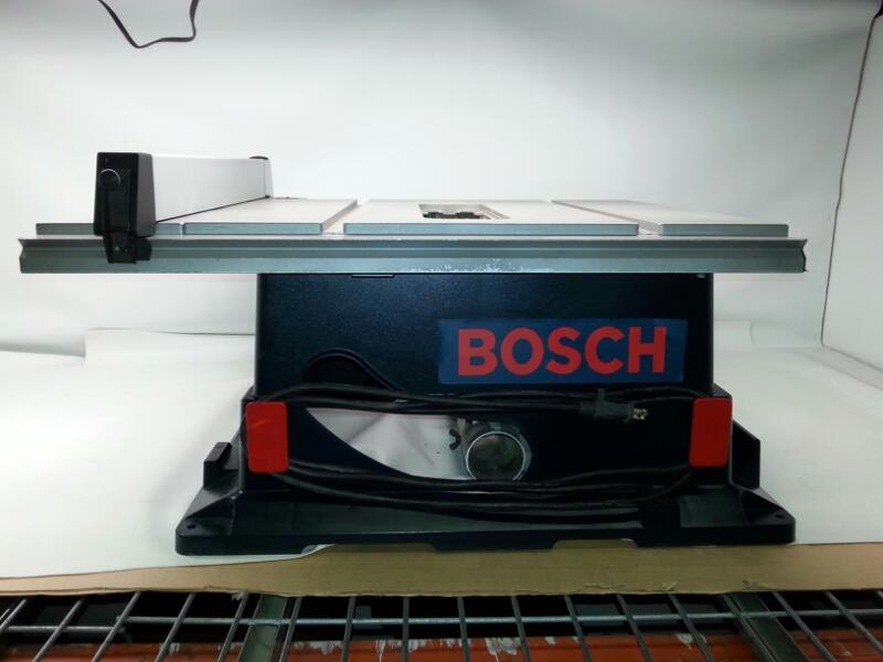 Bosch Model: 4000 Table Saw