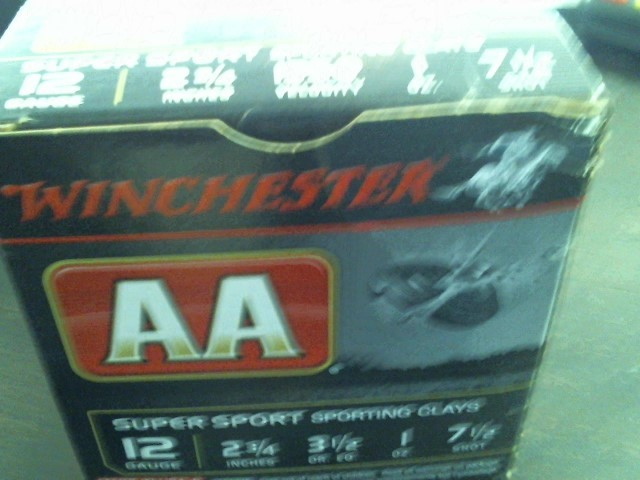 WINCHESTER SUPER SPORT SPORTING CLAY