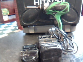 HITACHI Cordless Drill WH18DSAL