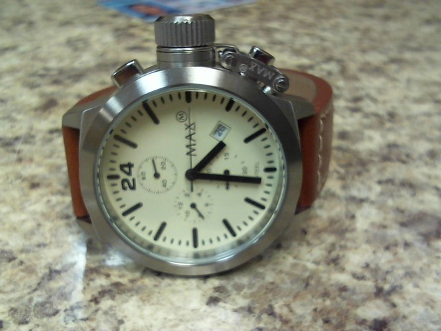 MAX Gent's Wristwatch 5 ATM