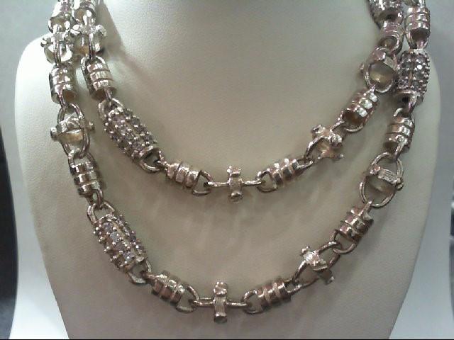 Silver Chain 925 Silver 102.5g