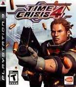 SONY Sony PlayStation 3 Game TIME CRISIS 4