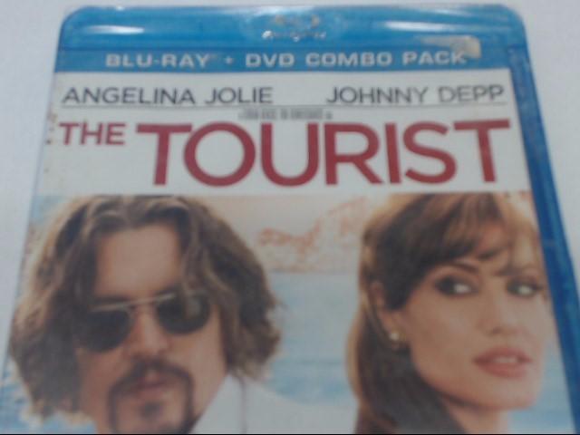 THE TOURIST - BLU-RAY MOVIE