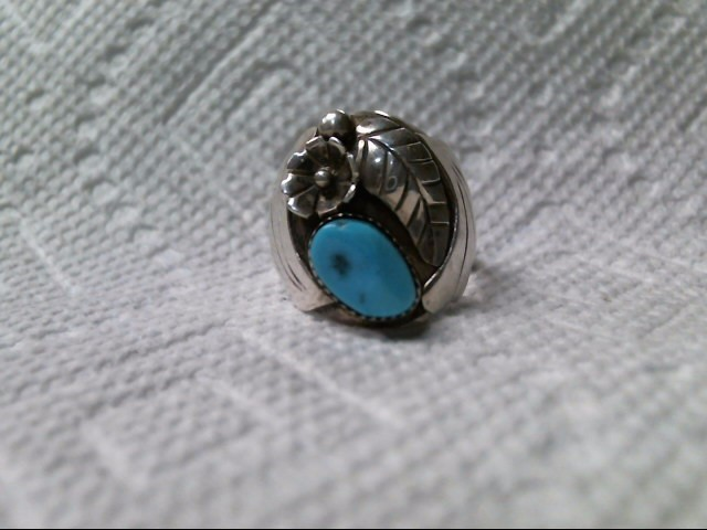 Lady's Silver Ring 925 Silver 12g