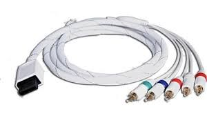 DGWII-1000; WII COMPONENT CABLE