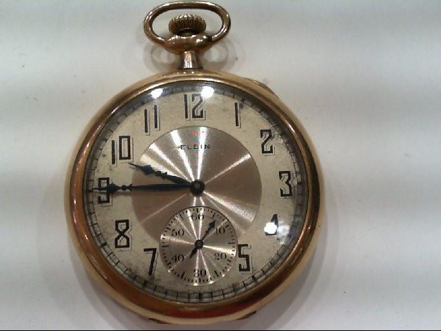 ELGIN 17 JEWEL, SER # 27561523 '1924'