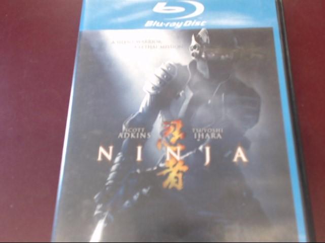 NINJA - BLU-RAY MOVIE