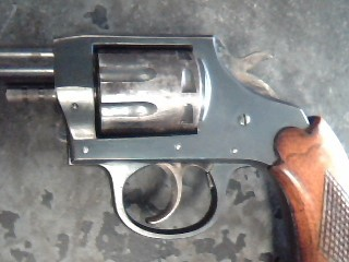 IVER JOHNSON Revolver TARGET SEALED 8