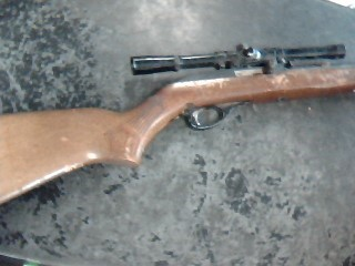 MARLIN Rifle MODEL 75