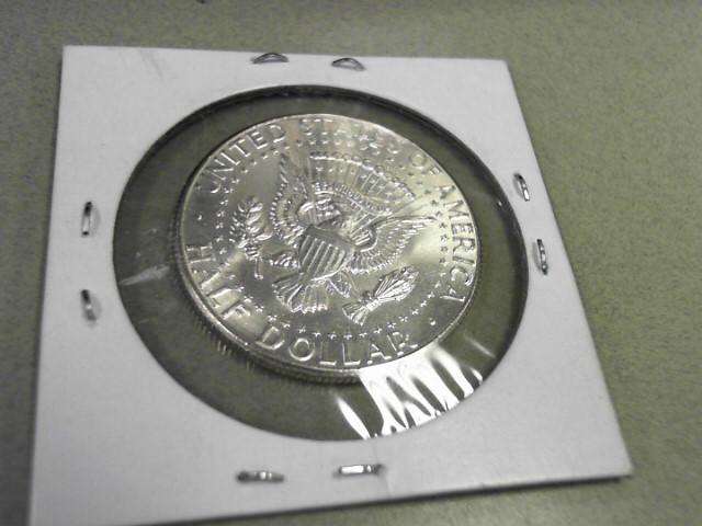 1964 KENNEDY HALF DOLLAR 12.43GRAMS