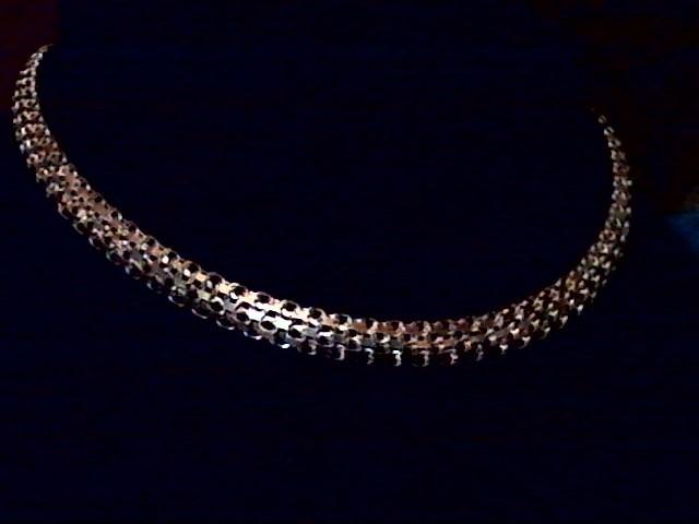 Silver Fashion Chain 925 Silver 16.1dwt