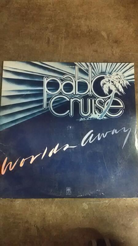 Pablo Cruise Worlds Away Vinyl
