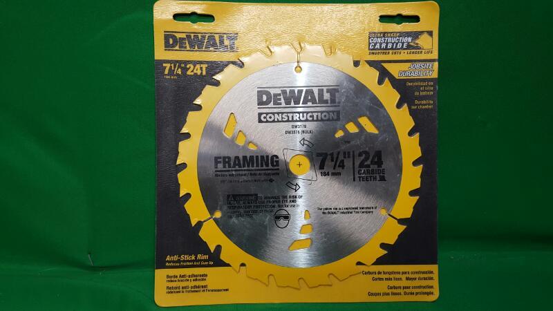 DEWALT Drill Bits/Blades DW3178