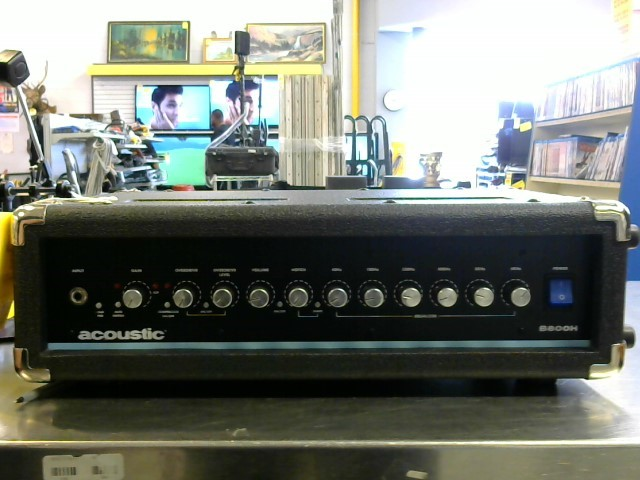 ACOUSTIC Bass Guitar Amp B800H