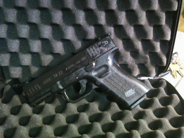 ISSC Pistol M22