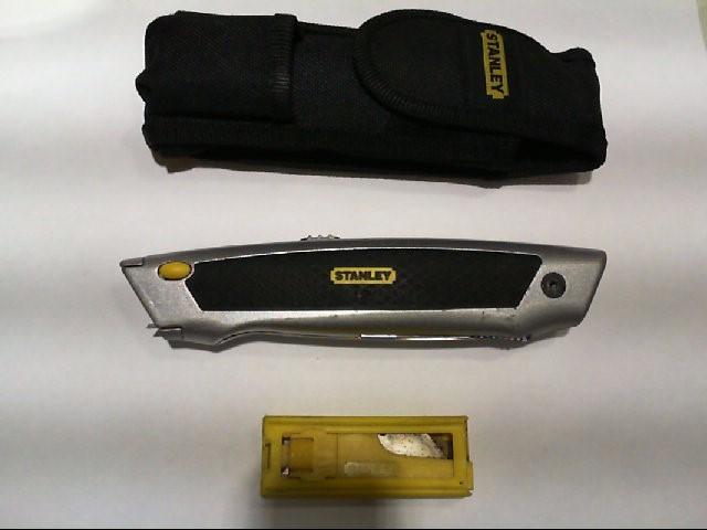 STANLEY UTILITY FOLDING KNIFE