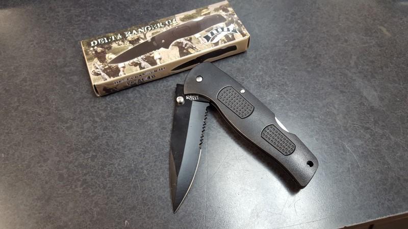 FROST CUTLERY Pocket Knife DELTA RANGER III