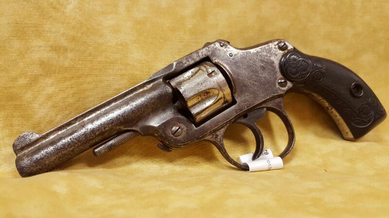 MALTBY HENLY Revolver 38