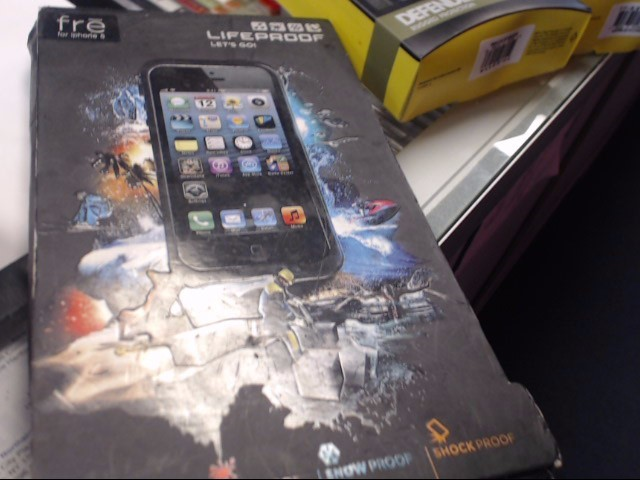 LIFEPROOF Cell Phone Accessory FRE IPHONE 5