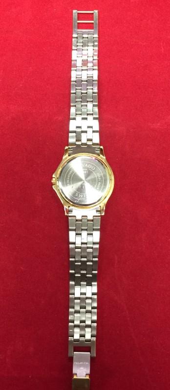 MOVADO Lady's Wristwatch 87-D1-823