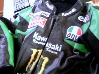 KAWASAKI Clothing JACKET