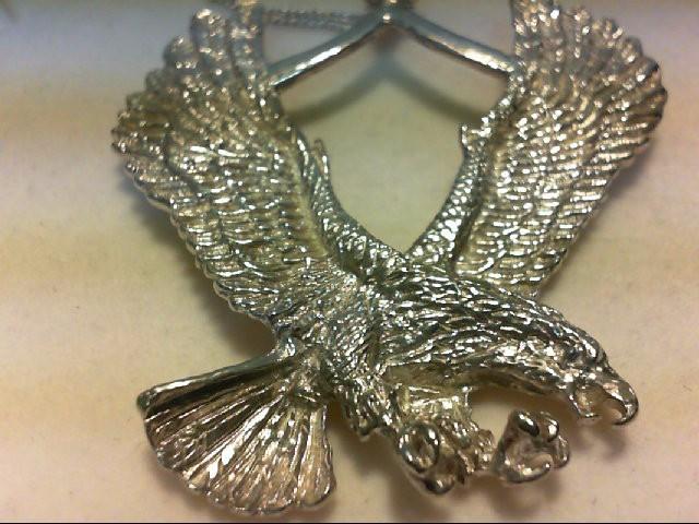 Silver Pendant 925 Silver 28g