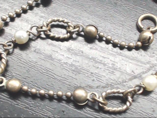 Silver Bracelet 925 Silver 5.7g