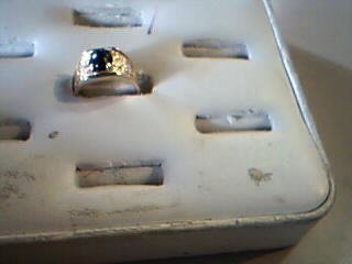 Lady's Gold Ring 10K Yellow Gold 6.7g