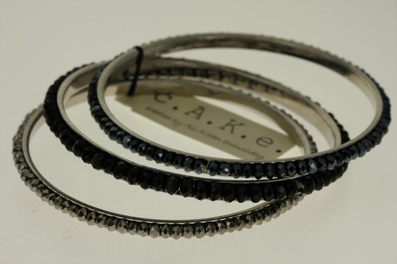 Bracelet Silver Tungsten 25.3g