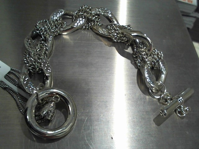 Silver Bracelet 925 Silver 82g