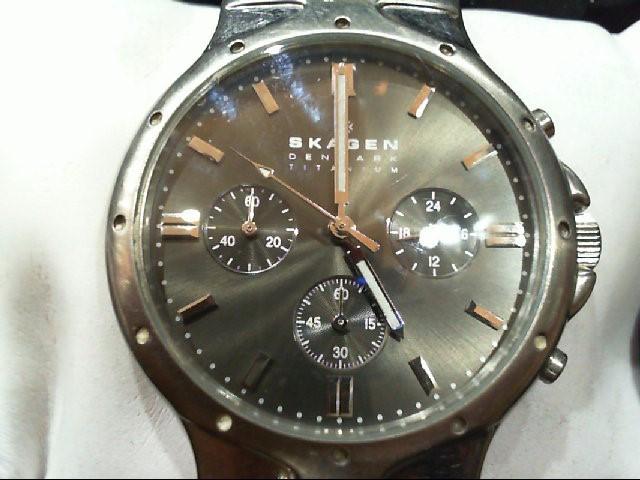 SKAGEN Gent's Wristwatch 489LTXM