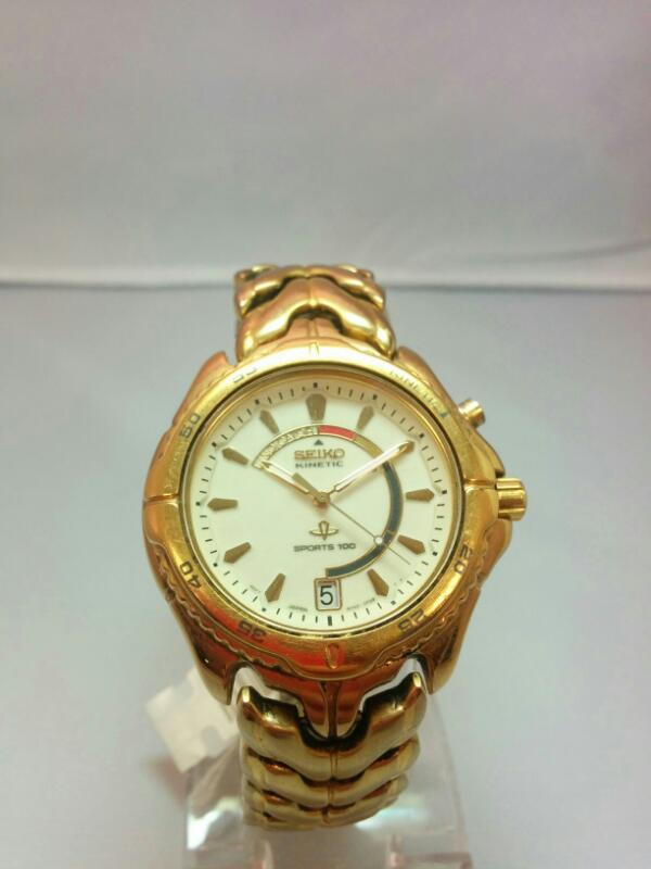 SEIKO GOLD Wristwatch 686826