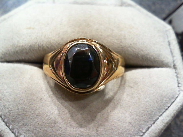 Gent's Gold Ring 14K Yellow Gold 8g