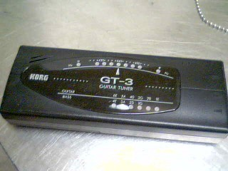 KORG Electronic Instrument GT-3
