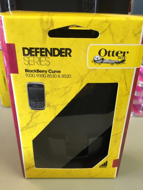 OTTERBOX DEFENDER SERIES BLACKBERRY CURVE 9330, 9300, 8530 & 8520