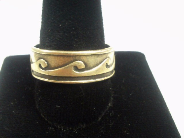 Lady's Silver Ring 925 Silver 5.6g Size:10.5